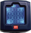 Badge access control system
