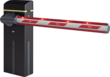 Automatic barriers for car parks and driveways of up to 8 metres